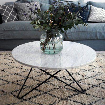 O table marble coffee tabla OX Denmarq