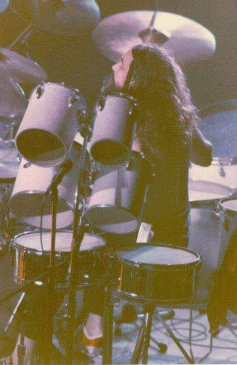 Bill Ward - Black Sabbath. He is the reason I wanted to join band and play the drums!