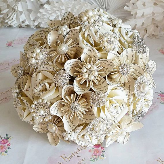 best 25 paper wedding bouquets ideas on pinterest paper