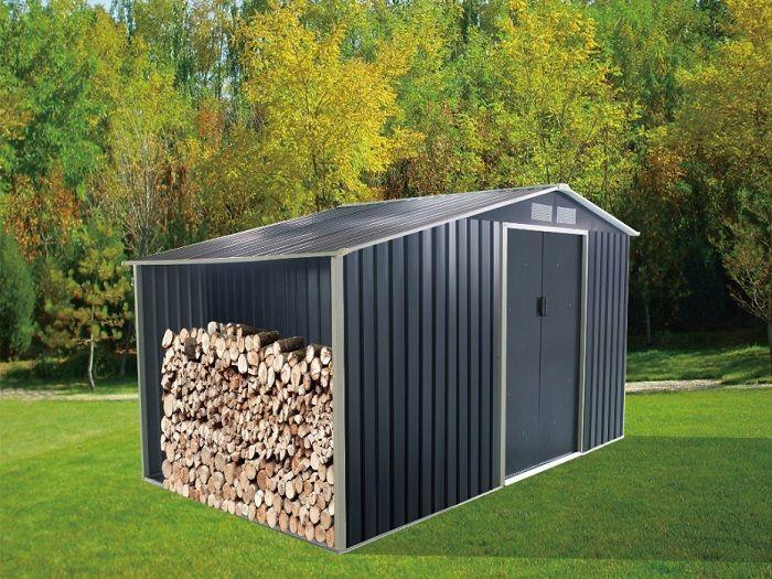 17 best ideas about abri jardin pas cher on pinterest garage pas cher abri bois pas cher and - Abri de jardin acier galvanise nice ...