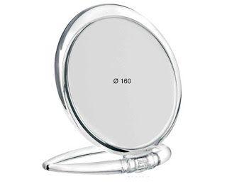 DIMMI CON CHI VAI E TI DIRO' CHI SEI: Specchio ingranditore da tavolo 80443 by…