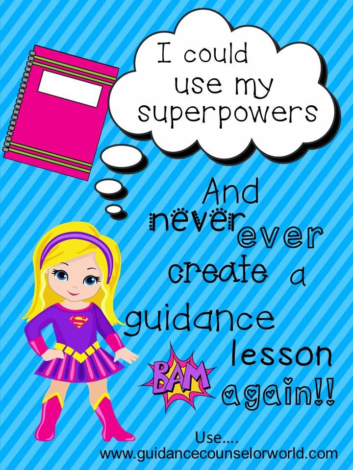 Looking for guidance lesson plans? Never plan another one yourself! Our guidance lessons are aligned with the common core and American School Counseling Assoc standards.