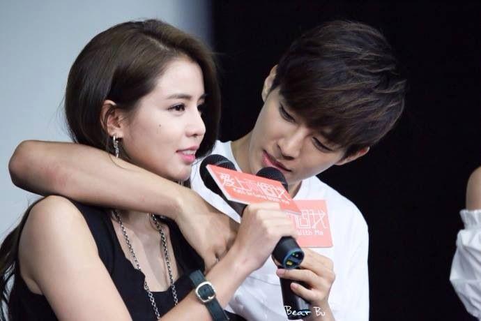aaron yan and tia li relationship problems
