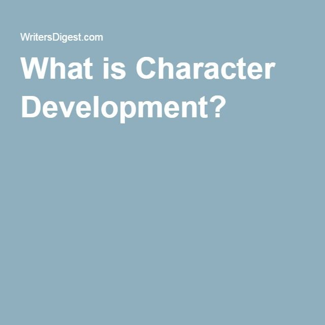 What does it mean to describe the nature of the character?