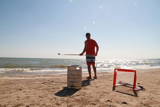 Sunny with a chance of Saucer King Game this weekend.  #GONGSHOW