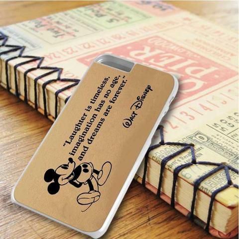 Walt Disney Quote iPhone 6 Plus|iPhone 6S Plus Case