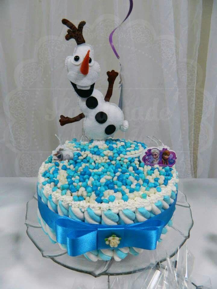 Meu primeiro topo de bolo