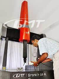 Guindy Machine Tools Ltd: CMM training programme at Chennai