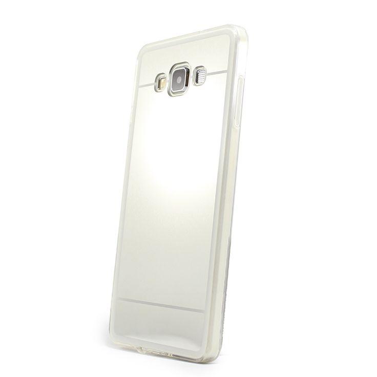 Mobilce | SAM. A7 AYNALI LIMS GUMUS Mobilce | Cep Telefonu Kılıfı ve Aksesuarları