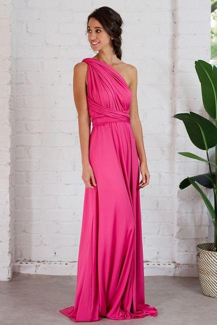 b08356b080 Classic Multiway Infinity Dress in Dusty Pink in 2019