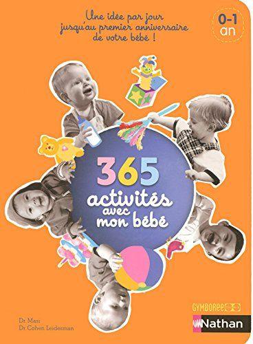 365 activités avec mon bébé - pédagogie Montessori de Masi https://www.amazon.fr/dp/2092781154/ref=cm_sw_r_pi_dp_x_VWdazbCAFG6PH