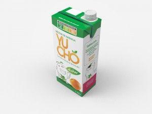 Yucho, néctar de frutas natural
