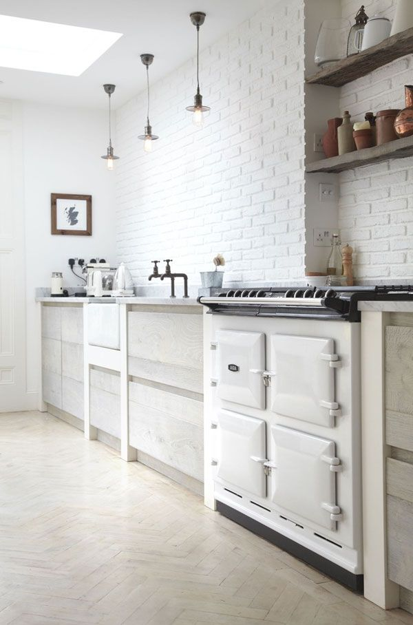 Wanting a Winter White Kitchen {+ Sweepstakes!}