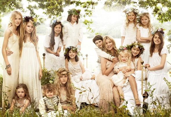 Kate: Mario Testino, Wedding Parties, Moss Wedding, Flowers Crowns, Flowers Girls, Wedding Photo, Katemoss, Bridal Parties, Kate Moss