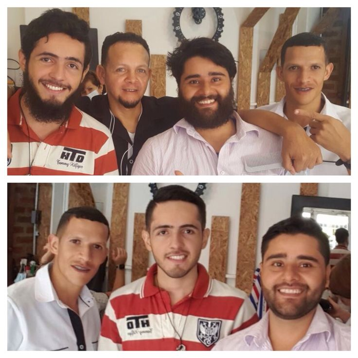 Cambio de look -Ritual de barba