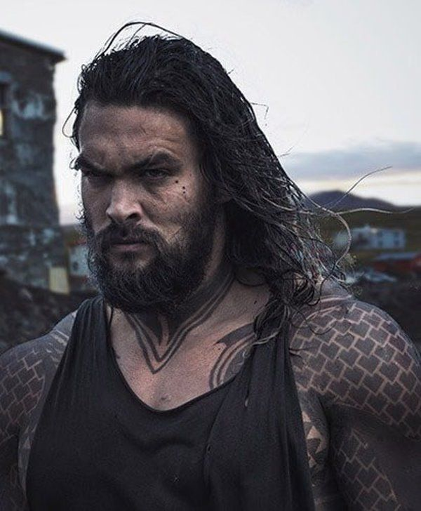 The recently launched A.R.G.U.S. website has already delivered with a brand new pic of Jason Momoa as Arthur Curry/Aquaman from the upcoming Justice League film. Justice League opens in theaters 11/17/17