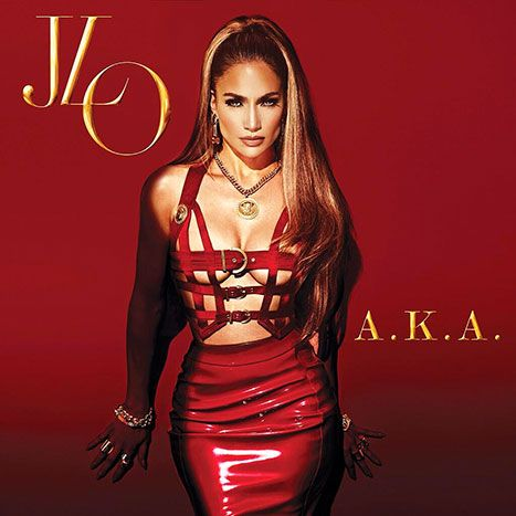 Jennifer Lopez Debuts Sexy A.K.A. Album Cover Art: Picture - Us Weekly