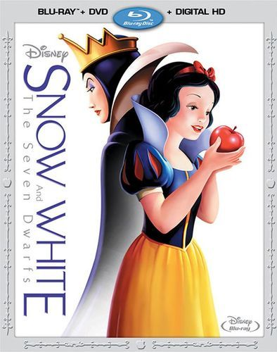 Snow White and the Seven Dwarfs [Includes Digital Copy] [Blu-ray/DVD] [1937]