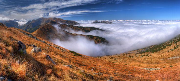 The Western Tatras - panorama | by Mariusz Petelicki