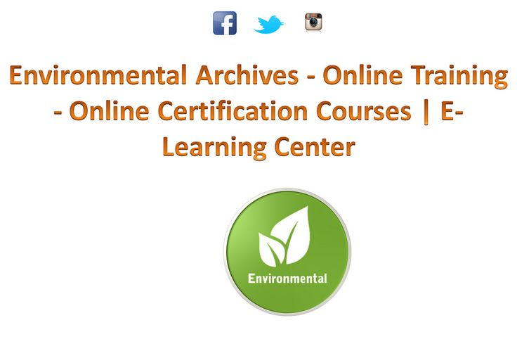 environmental systems coursework This three day course provides participants with the core competencies to implement environmental management systems to meet the requirements of the iso 14001 standard.