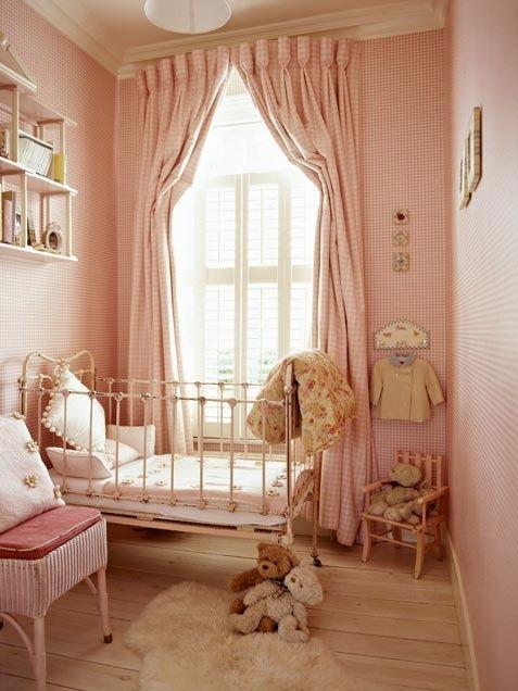 Dekorasyon | Çocuk Odası Dekorasyonu | Şirin ve Şık Kız Çocuğu Odaları