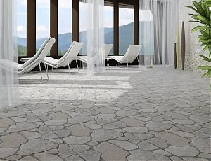 Керамическая плитка для пола Patio(Патио) / Graсia Ceramica