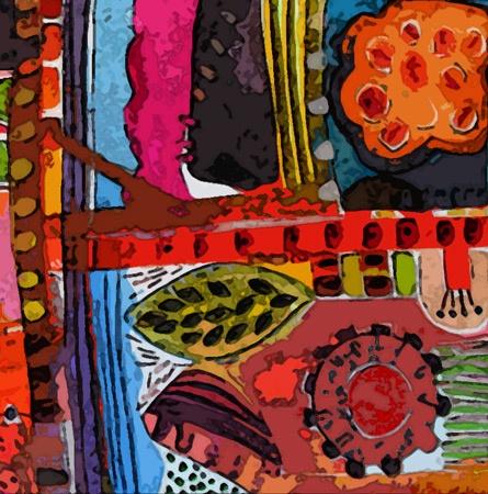 Meagan Jacobs Artist Desert Day I