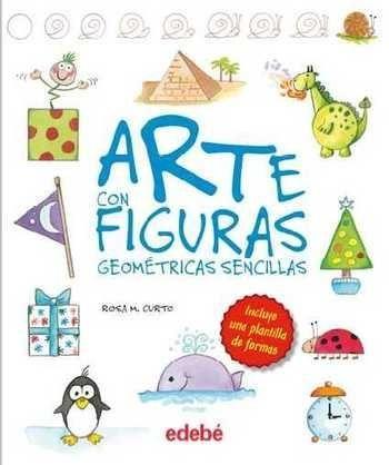 Arte con figuras geométricas sencillas