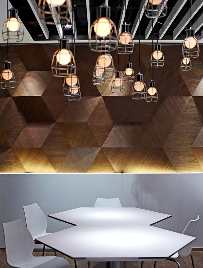 Restaurant Wall Cladding : Best images about arch timber cladding on pinterest
