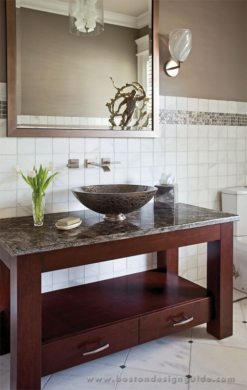 269 best Bathrooms images on Pinterest   Bathrooms, Boston and ...