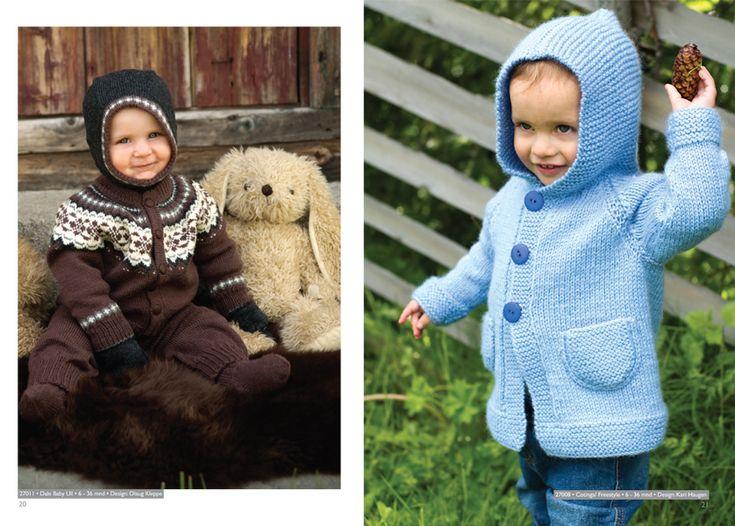 Søte klær til baby 0-3 år.