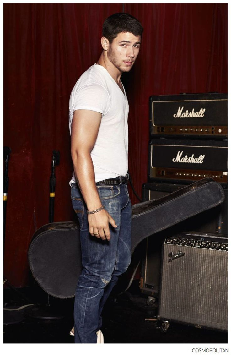 Nick Jonas Cosmopolitan November 2014 Photo Shoot image Nick Jonas Cosmopolitan Photo Shoot 003