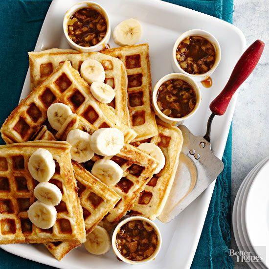 Freezer Breakfasts