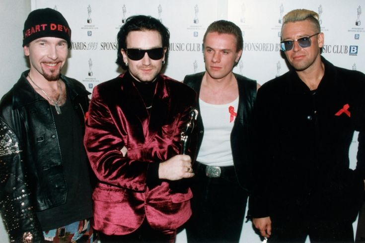 U2's 'Zooropa' Almost Killed Their Career 20 Years Ago Today