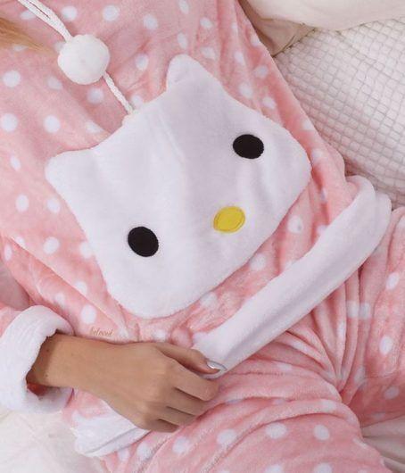 pink-kitty-pajama-