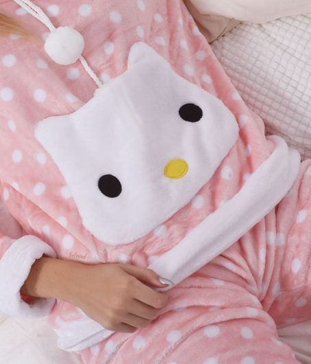 pink-kitty-pajama-
