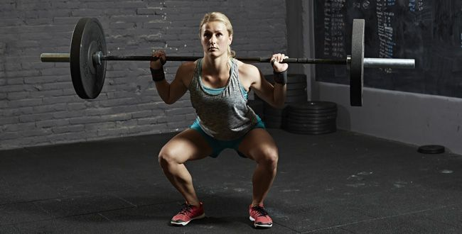 What to do if squats make your knees hurt: