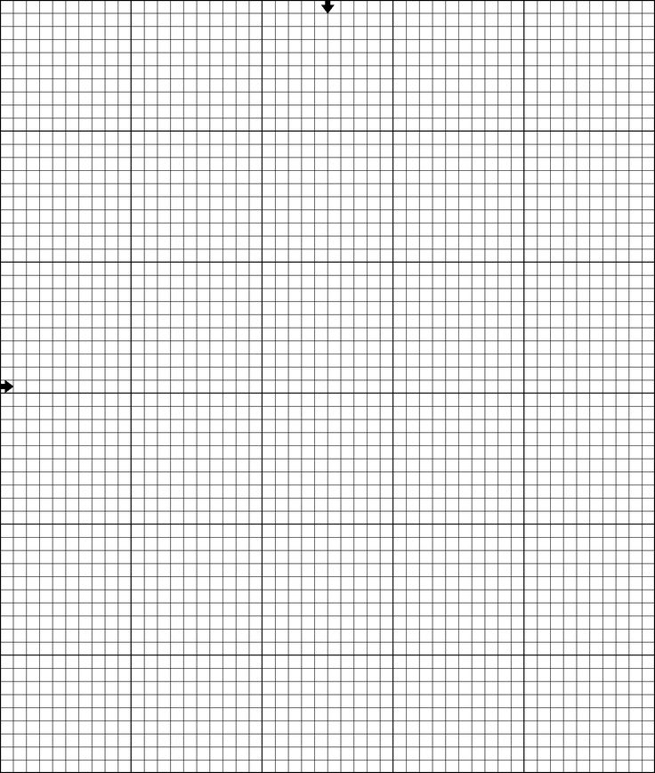 Playful image for printable cross stitch grid