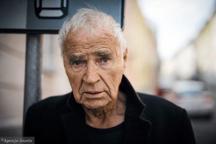 """Janusz Głowacki: """"Wstydzę się, żeśmy spieprzyli ten świat"""". Jego ostatni wywiad"""
