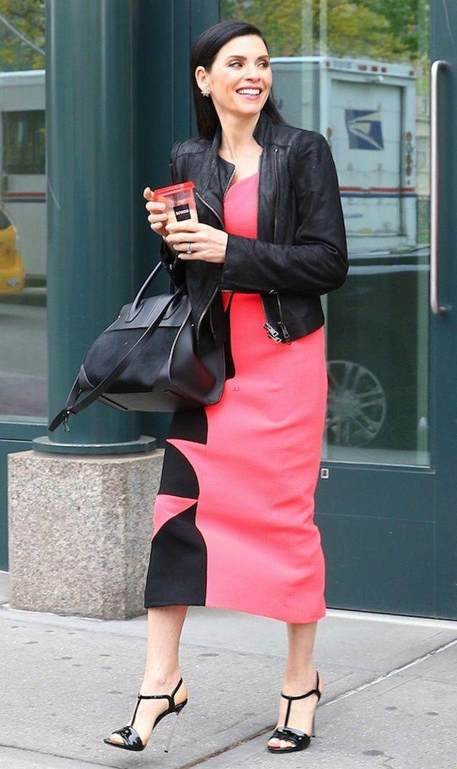 Moda para mulheres com 50 anos ou mais - Julianna Margulies
