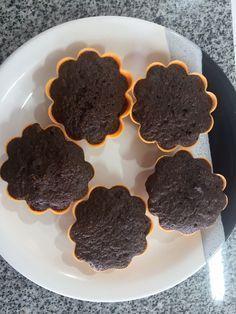 Receita: cupcake lowcarb de prestígio [sem glúten e sem lactose]