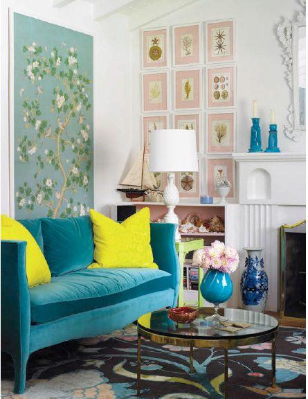 Die besten 25+ türkisfarbene Farbpaletten Ideen auf Pinterest - wohnzimmer ideen turkis