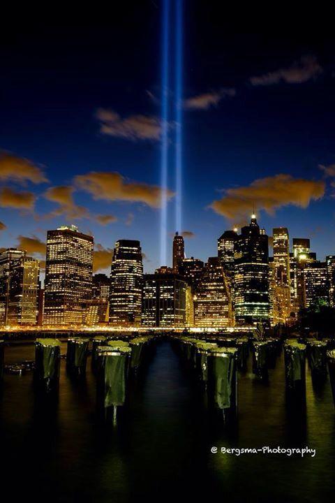 New York 9/11 in 2015