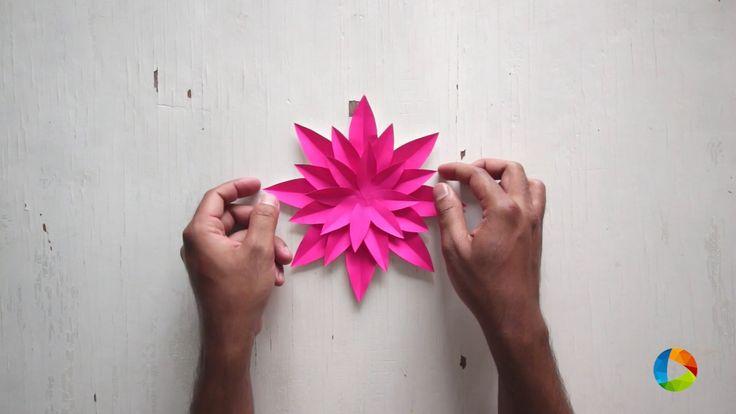 DIY: Poinsettia Flower