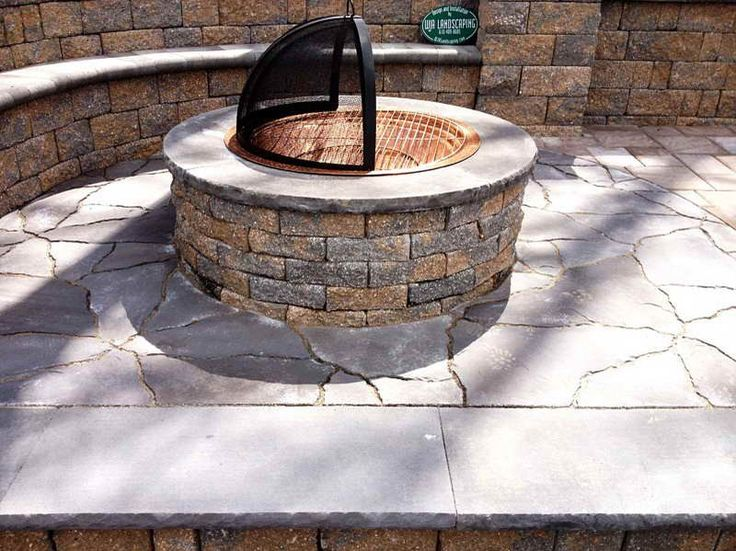 Awesome Outdoor Fire Pit Kits Design ~ http://lovelybuilding.com/the-decoration-of-outdoor-fire-pit-kits/