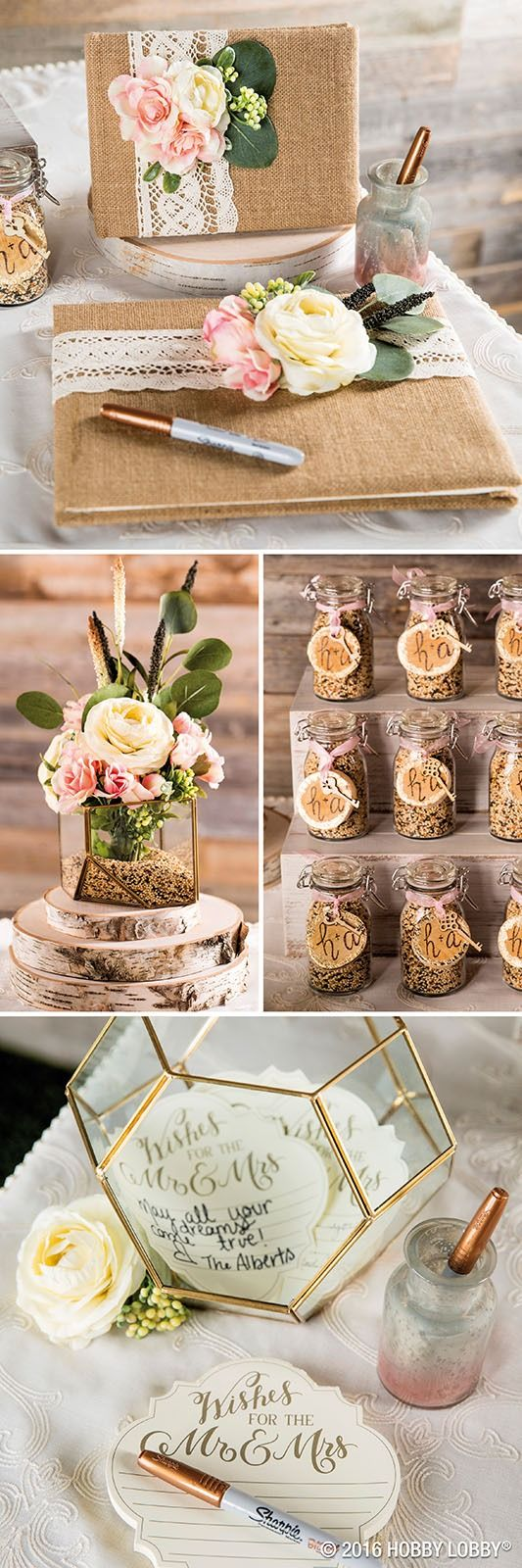 556 best diy wedding ideas images on pinterest diy your way to a fabulous big day with made by you wedding accessories junglespirit Choice Image
