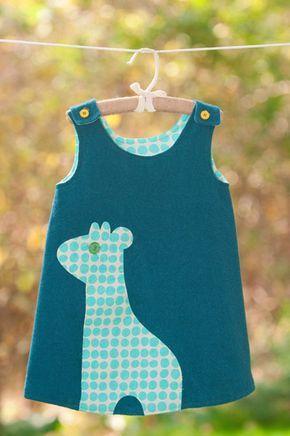 dress girafinha