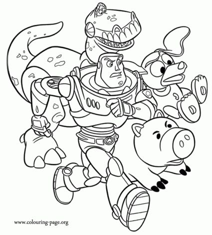 Slinky Dog Coloring Pages 9 Projects