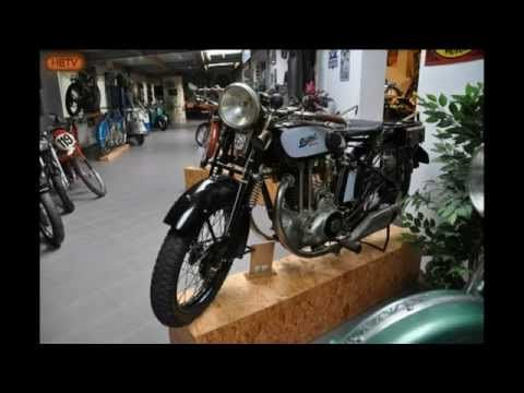 Motorcycle Museum M.S.C.Herford - Music by the Dixie Aces - YouTube