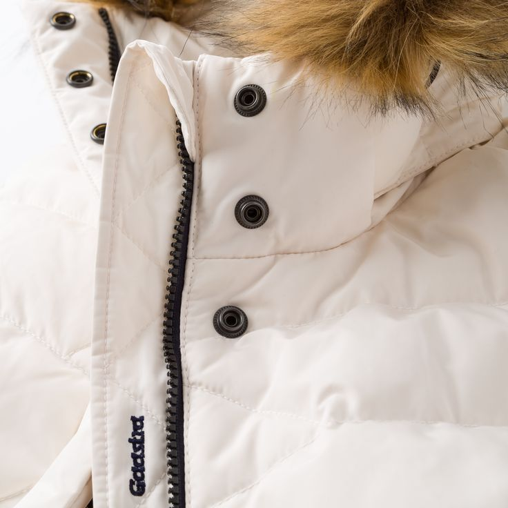 Gaastra Down Coat Ellington Offwhite